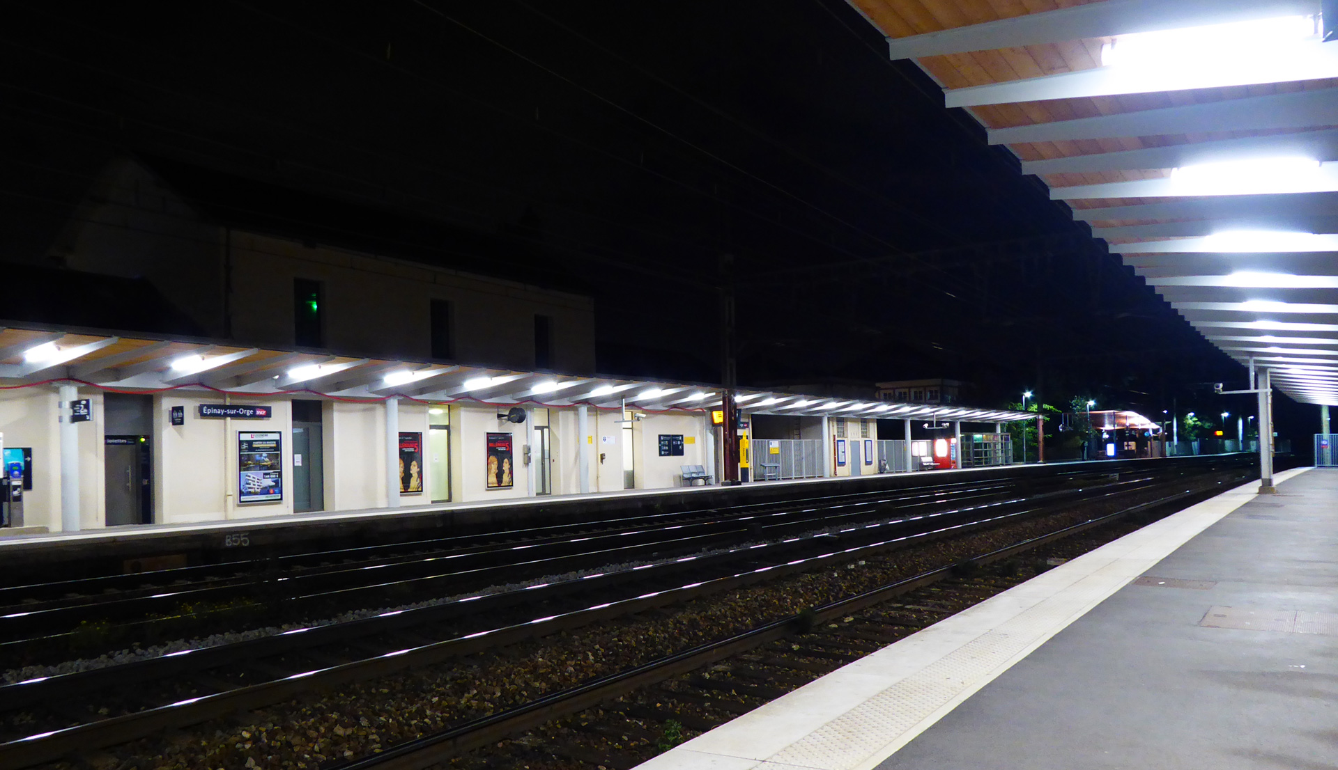 e Schéma Directeur d'Accessibilité (SDA) pour la gare d'Epinay sur Orge.